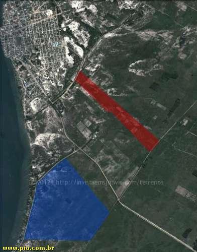 Terrenos no Polo Naval do RS - Áreas portuárias e retroportuárias, próximas ao Estaleiro EBR - São José do Norte/RS - Imagem2