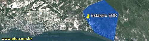 Terrenos no Polo Naval do RS - Áreas portuárias e retroportuárias, próximas ao Estaleiro EBR - São José do Norte/RS - Imagem3