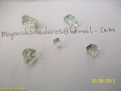 vendo diamantes brutos e lapidados!!!! com cert Kimberley, nota fiscal ,cert de origem, cert autenticidade e avaliaçao - Imagem4